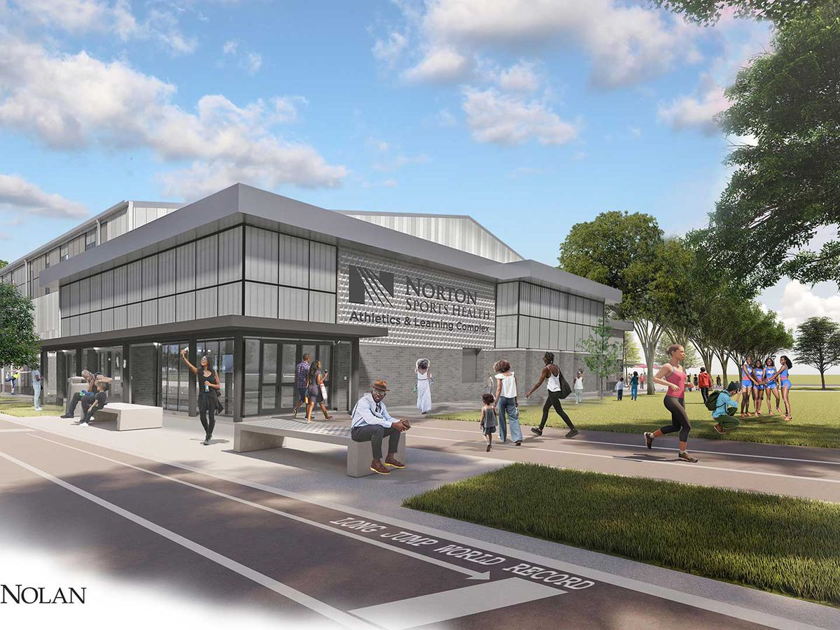 Louisville Urban League sports complex receives major gift from Norton Healthcare