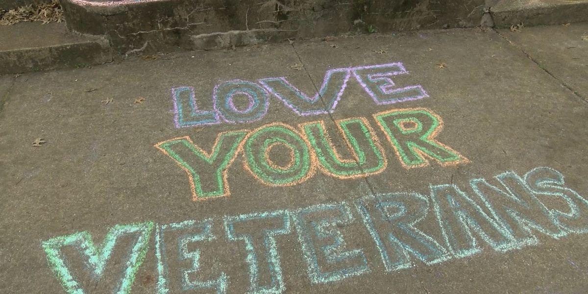 Local veteran creates mural to honor Vietnam War veterans