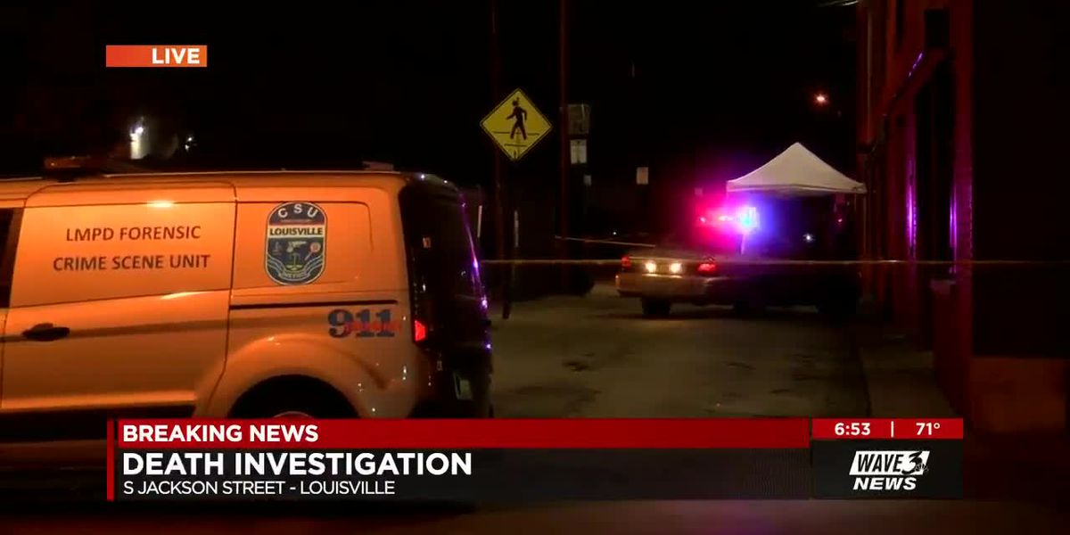 LMPD conducting death investigation in Smoketown