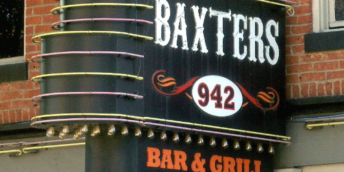Baxter's 942 Bar & Grill voluntarily shuts down during COVID-19