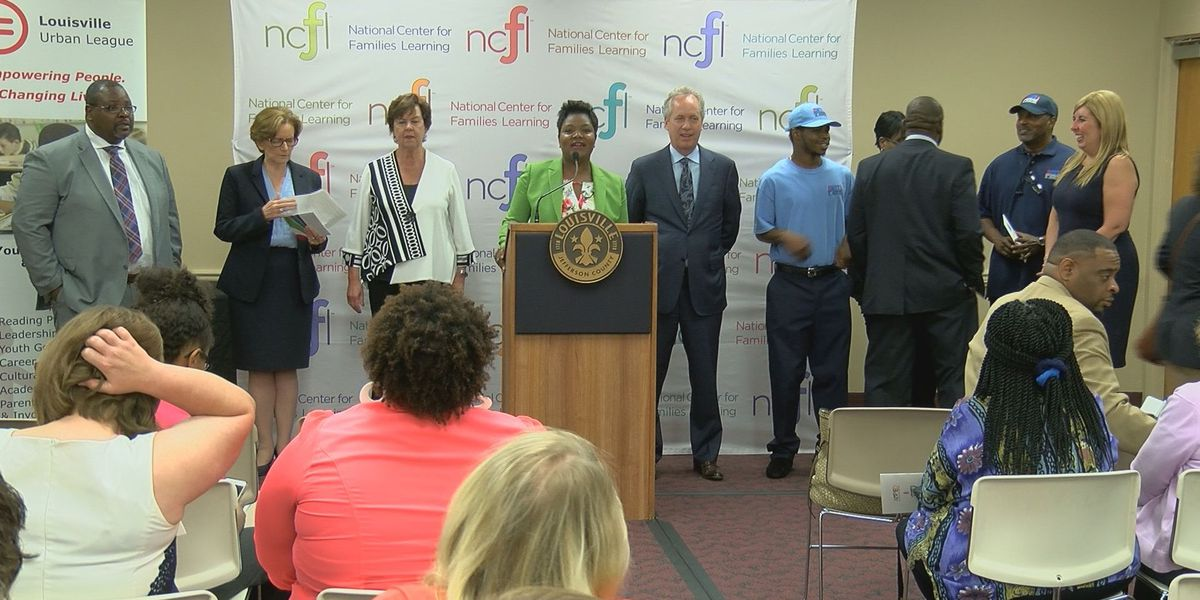 National Center for Families Learning expanding in Louisville