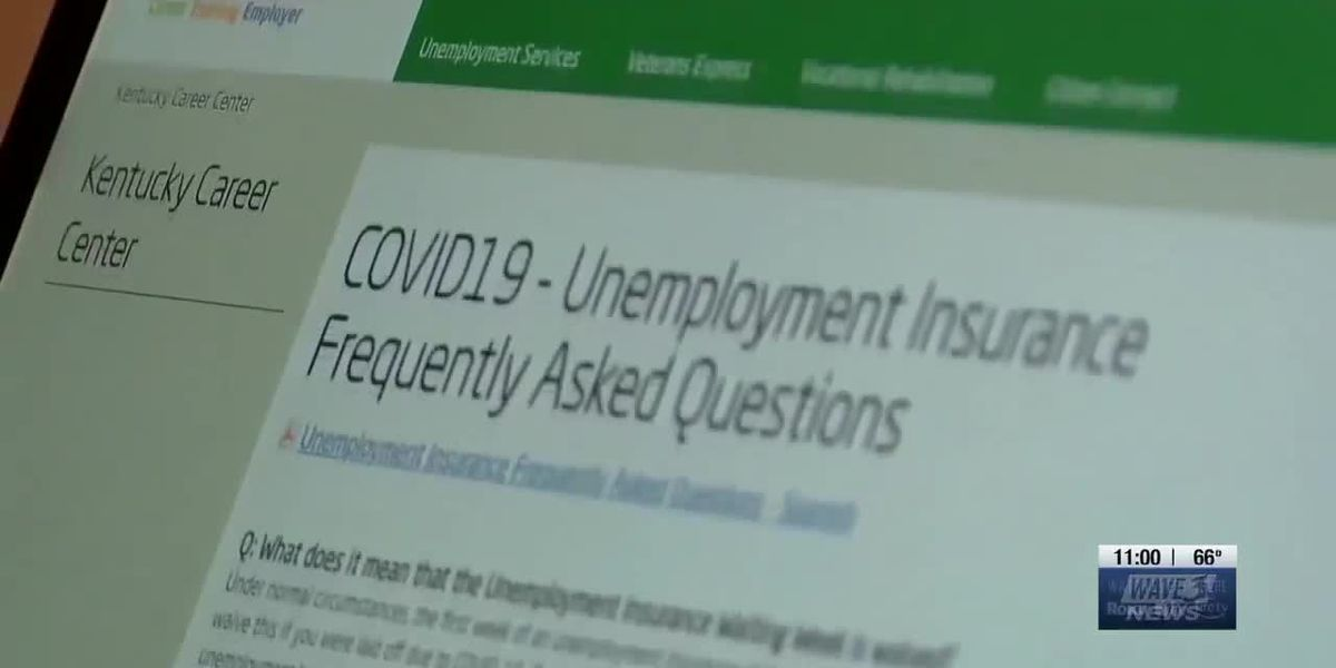 Kentucky unemployment system shutting down after hackings, fraudulent cases