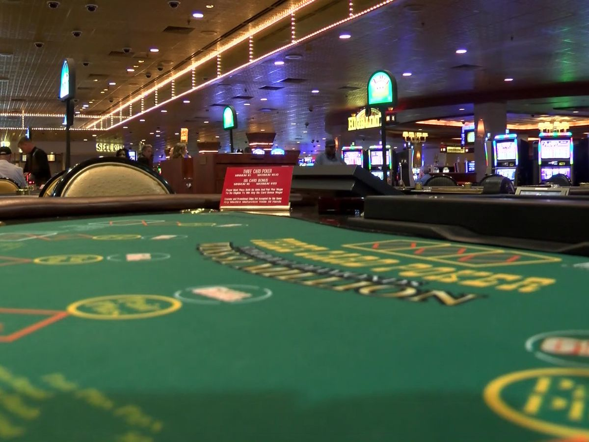 Horseshoe Southern Indiana casino reopened after flooding