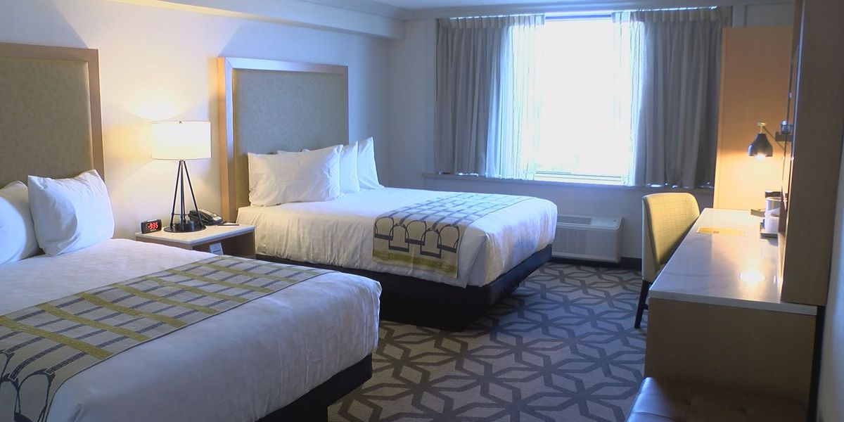 Galt House Hotel opens newly renovated rooms