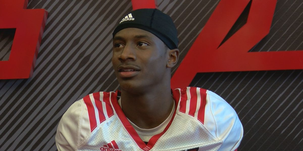 Louisville receivers ready to regroup