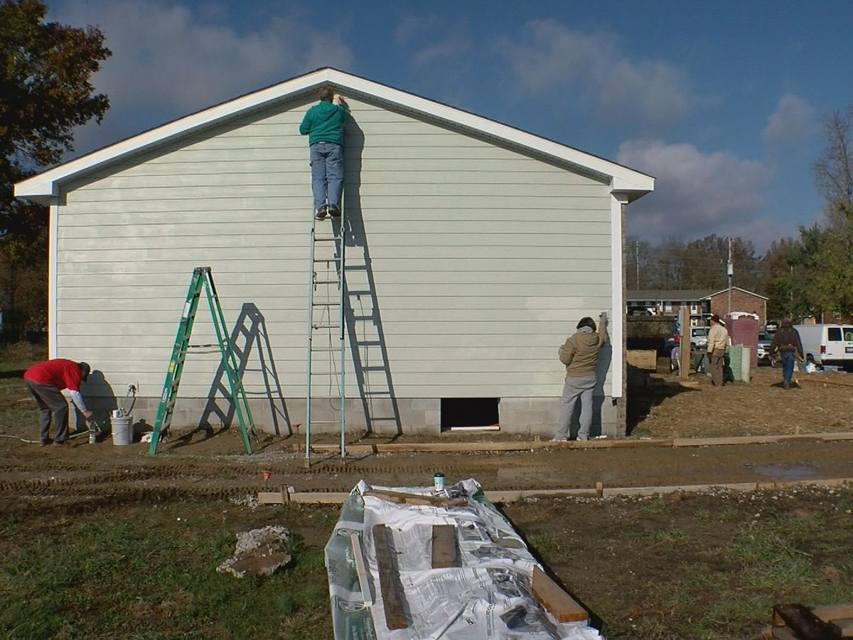Wells Fargo, Habitat for Humanity celebrate 50th habitat in 5 years