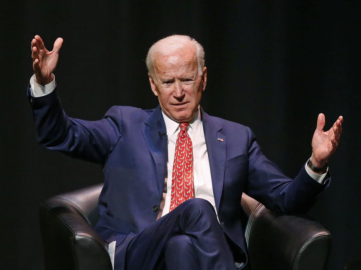 Too old to run? Biden wrestles with age as he eyes 2020 run