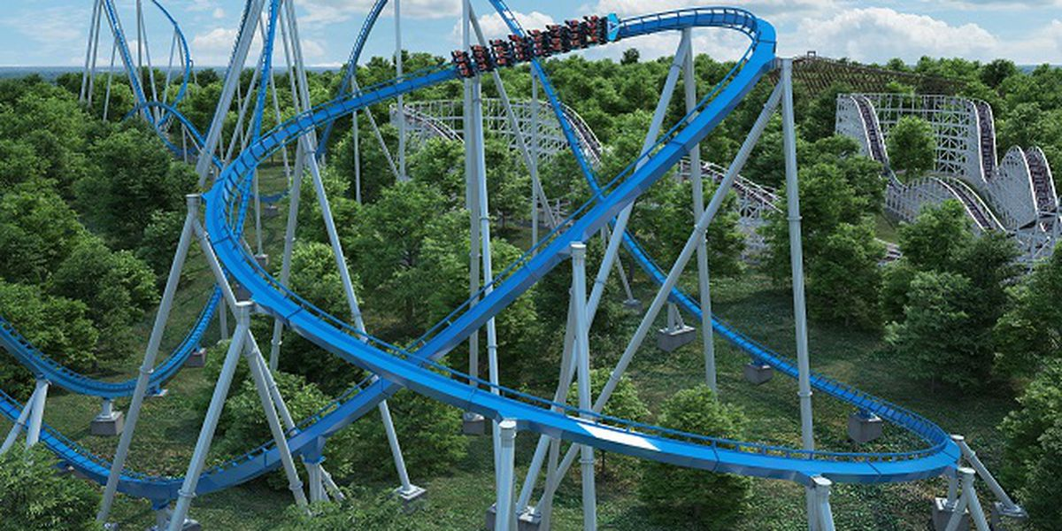 Orion coming to Kings Island in the spring of 2020!