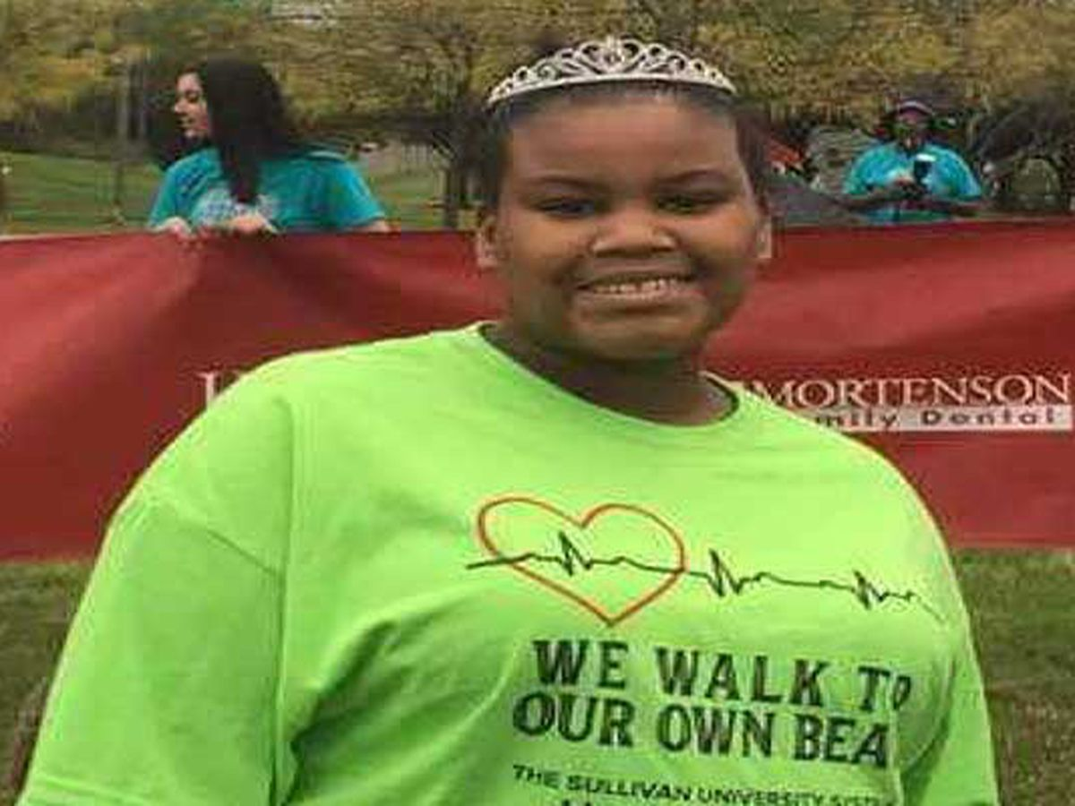 Battle begins again for queen of the Kentuckiana Heart Walk