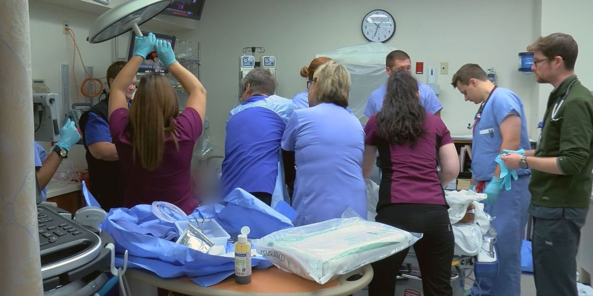 Room 9: How UofL Hospital deals with city's plague of violence