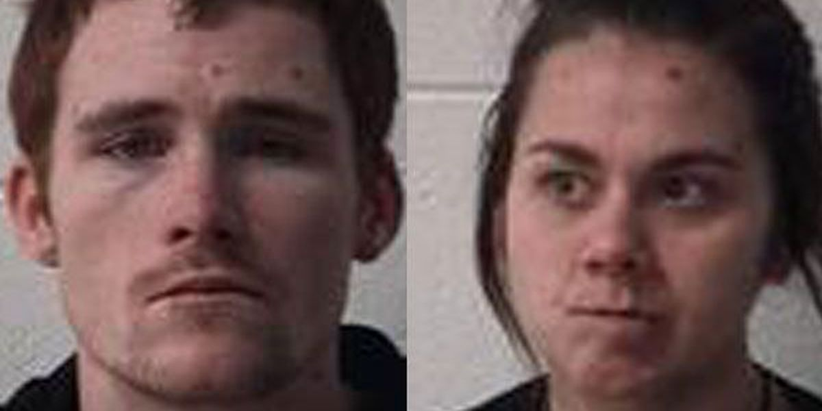 2 Indiana adults charged with drug possession in Scott County