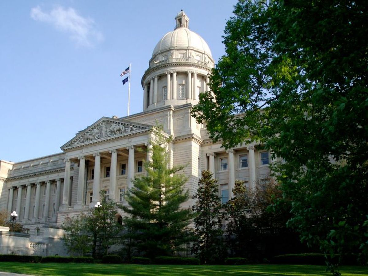 Kentucky lawmakers tackling broad spectrum of topics this legislative session