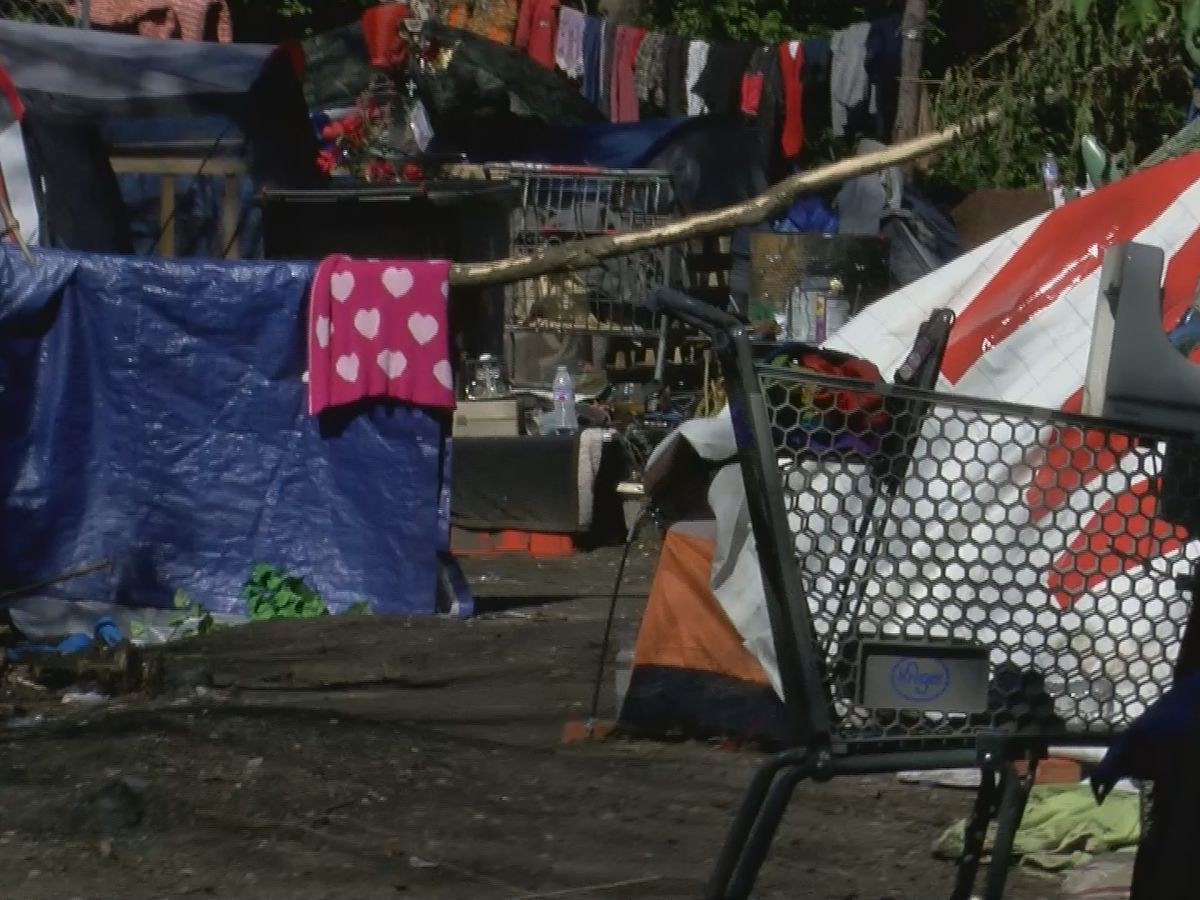 Councilwoman: It's time for homeless urban campground in Louisville