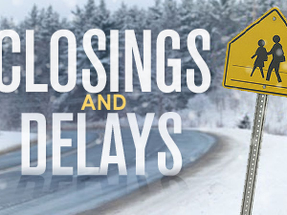 JCPS open, operating on normal schedule; Other districts closed