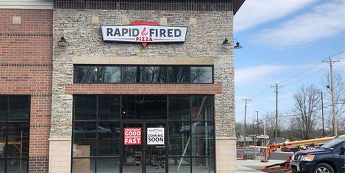 Rapid Fired Pizza opens in New Albany