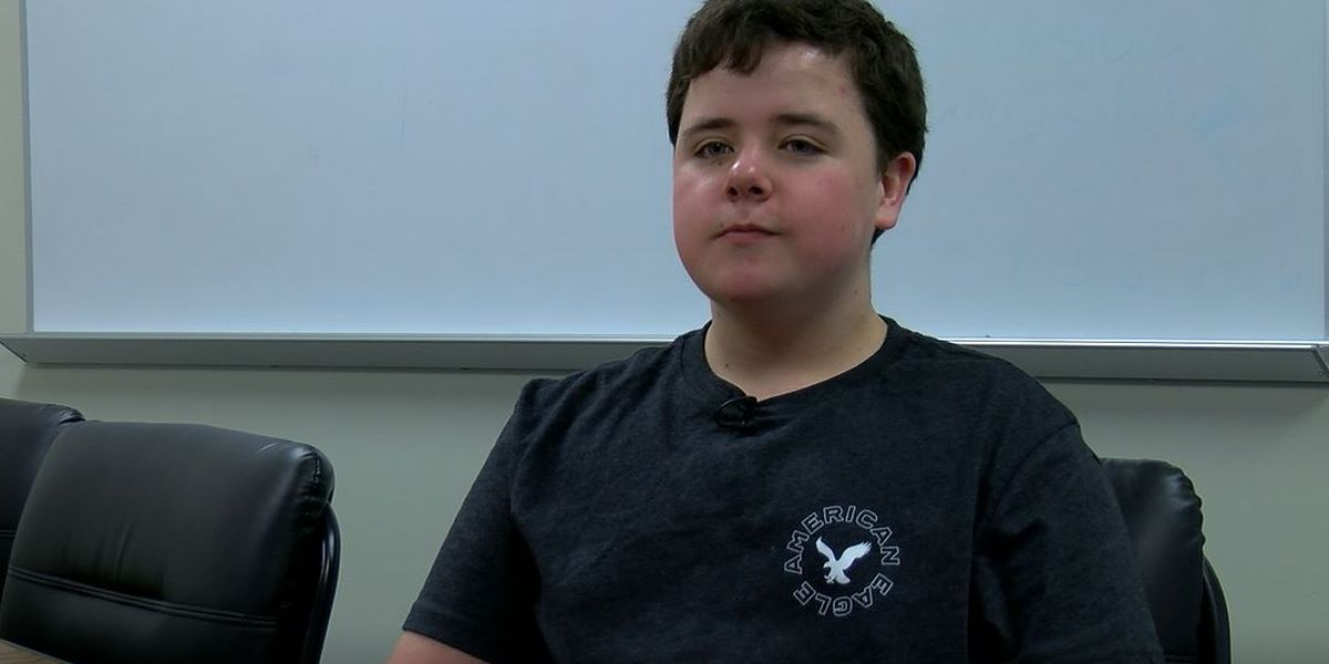 Charlestown teen splits time between home, Hollywood to act on TV show