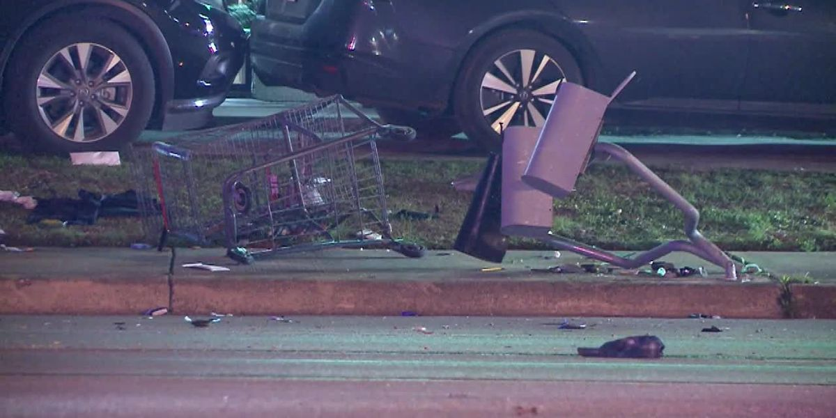 Police: Texas driver who hit pedestrian left body in car, went to bar
