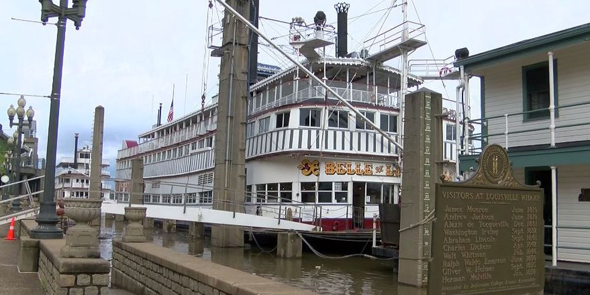 The Belle of Louisville is back