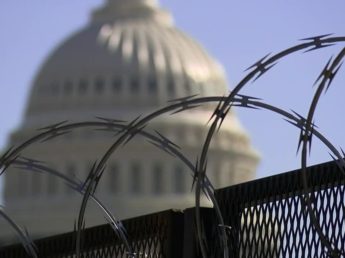 Police request 60-day extension of Guard at US Capitol after plot warning