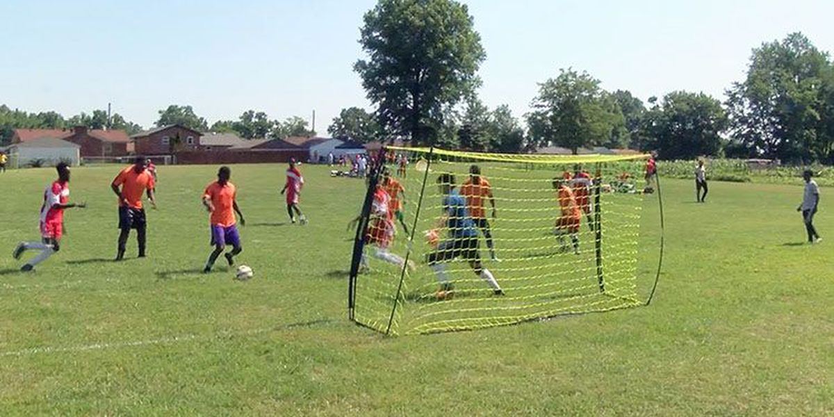 As World Cup plays out, soccer brings Louisville refugees together