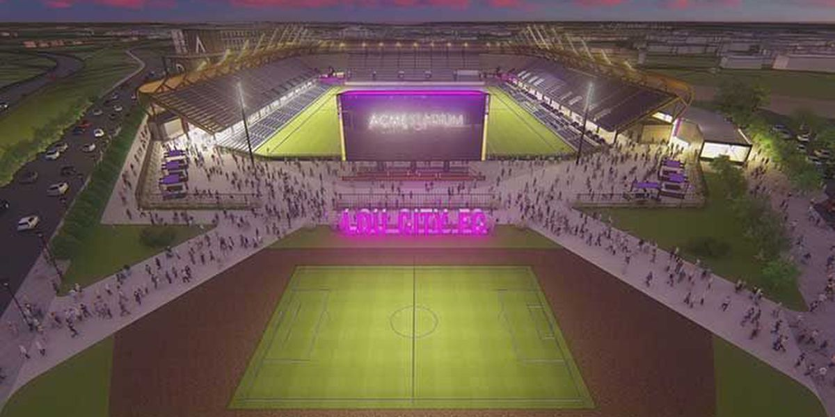 Fifth Third Bank to finance new LouCity FC stadium