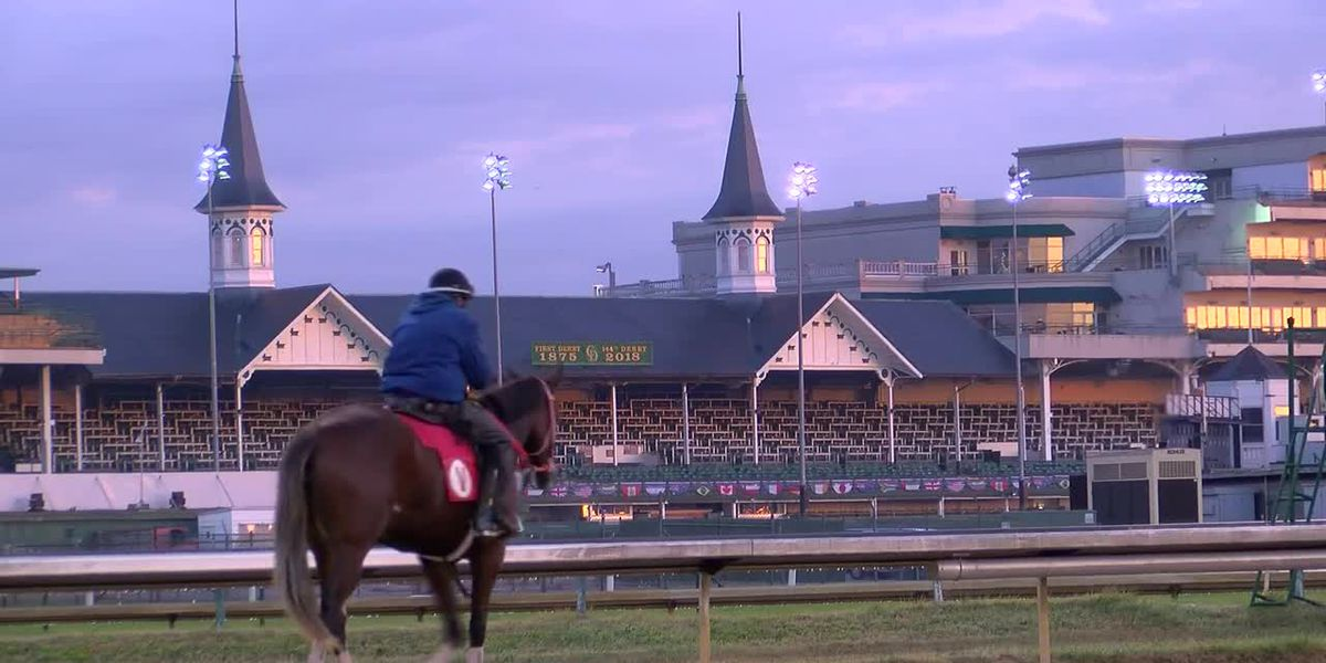 No clear reason for 'cluster' of 2018 horse deaths at Churchill Downs