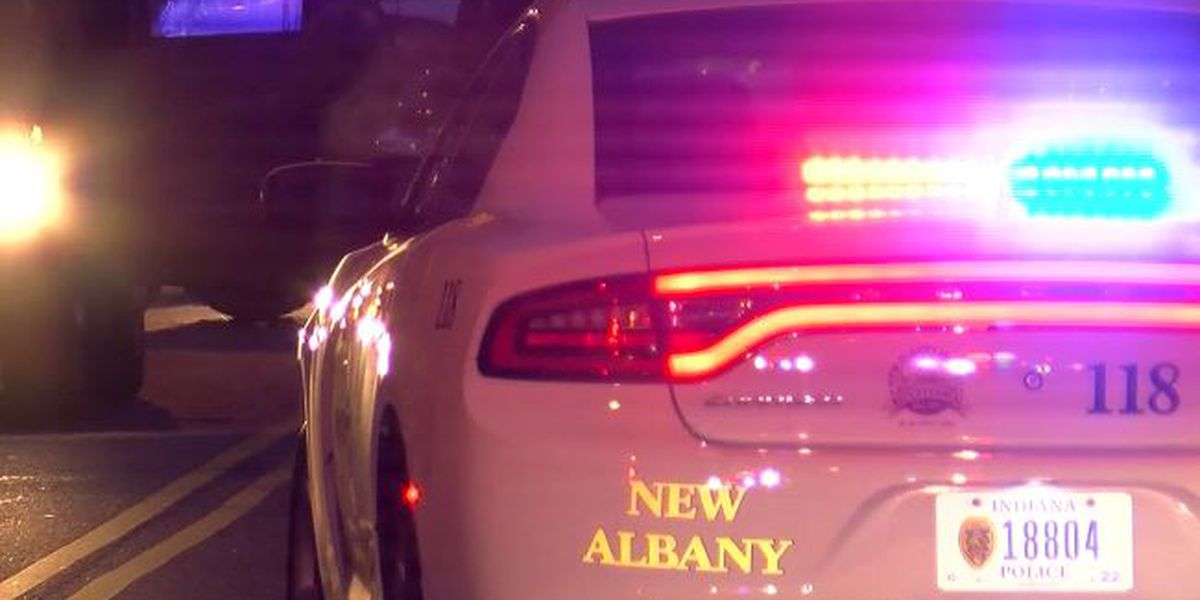 NAPD: New Albany resident not victim of a crime