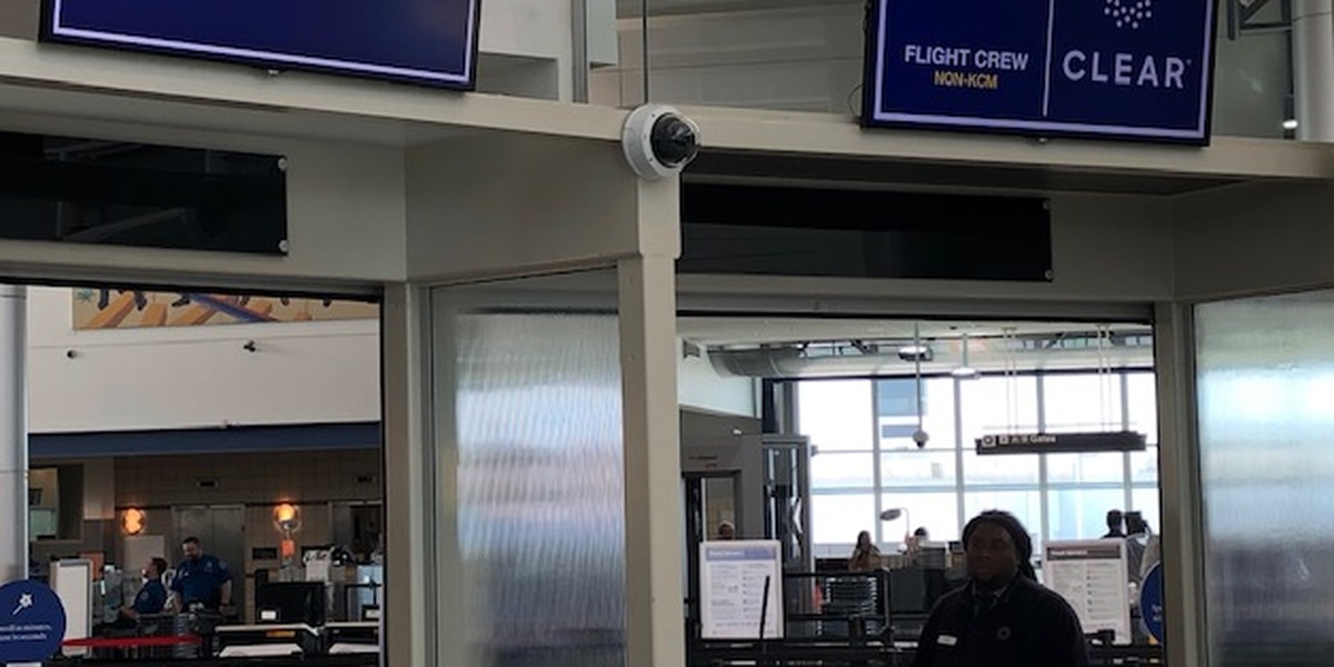CVG partners with CLEAR to help travelers get through security faster