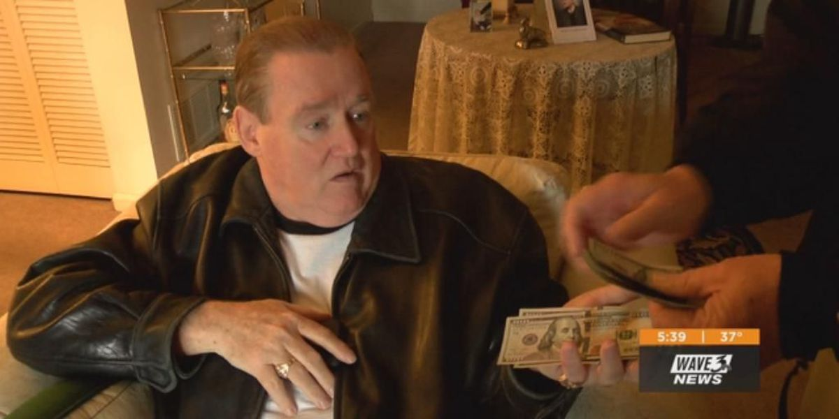 Pass The Cash: Lifelong friends -- one in need, one able to help