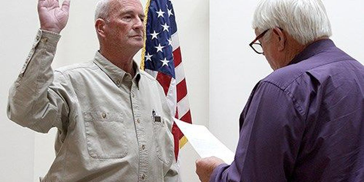Philip Marshall sworn in to replace Kinman as Carroll Co. Sheriff