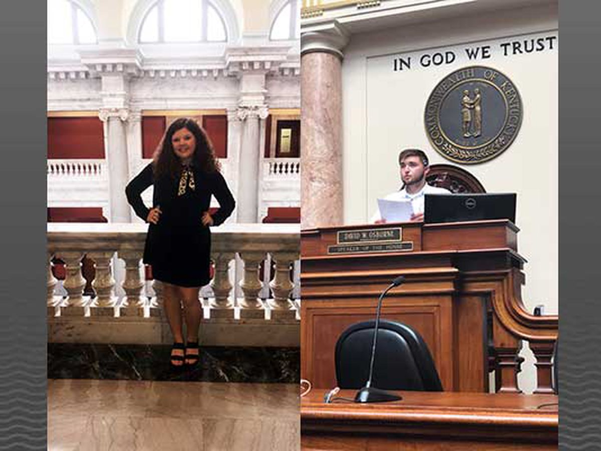 Butler High School students elected by peers to top mock-government positions