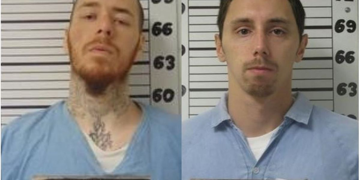 Tenn. escaped inmates caught in Florida