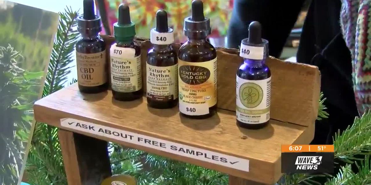 CBD retailers in Kentucky adapt to changing market as Farm Bill awaits signature