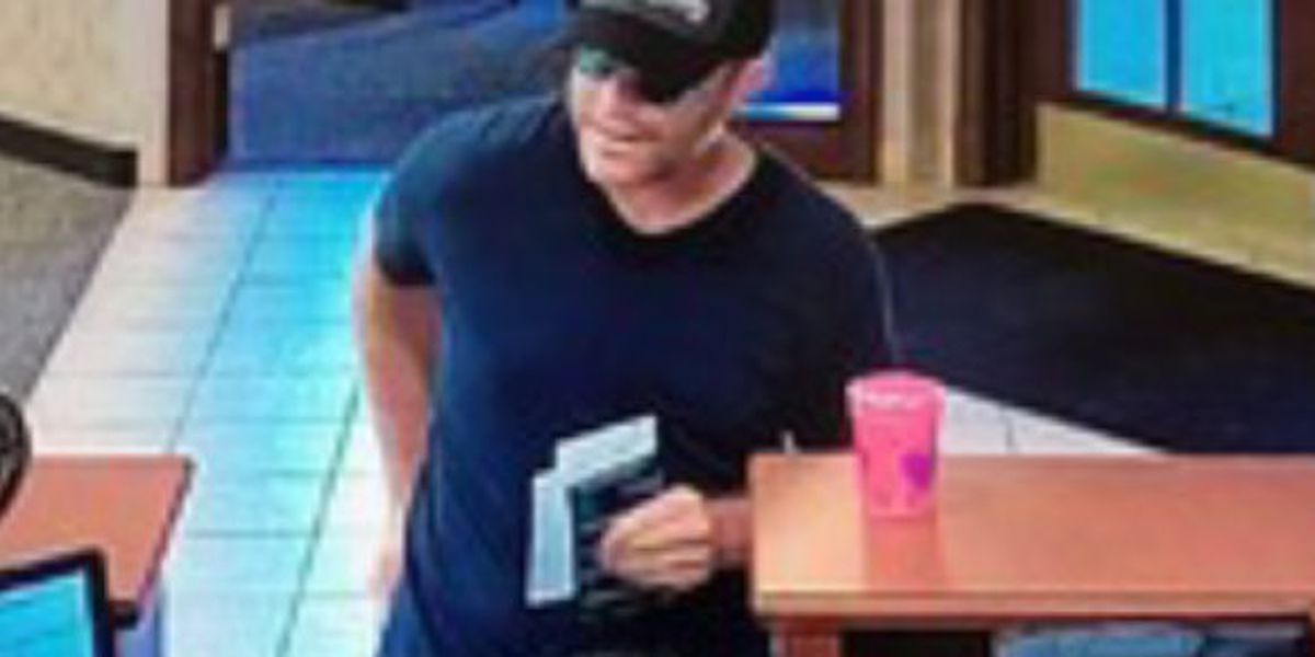 Suspect wanted in connection to Indiana bank robbery
