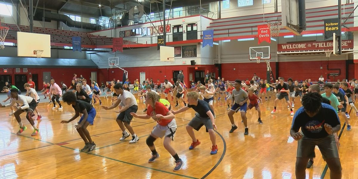 Basketball camp making changes to operate during pandemic