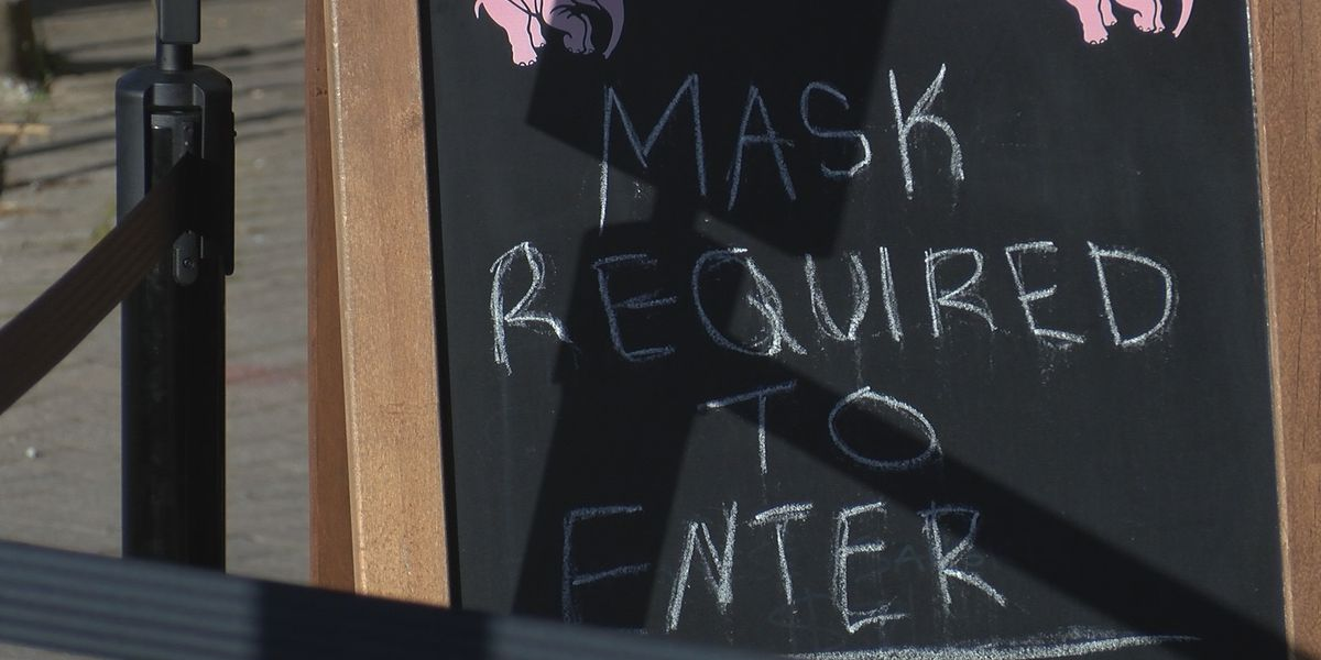 CDC mask guidance incites different reactions from public health officials, business owners