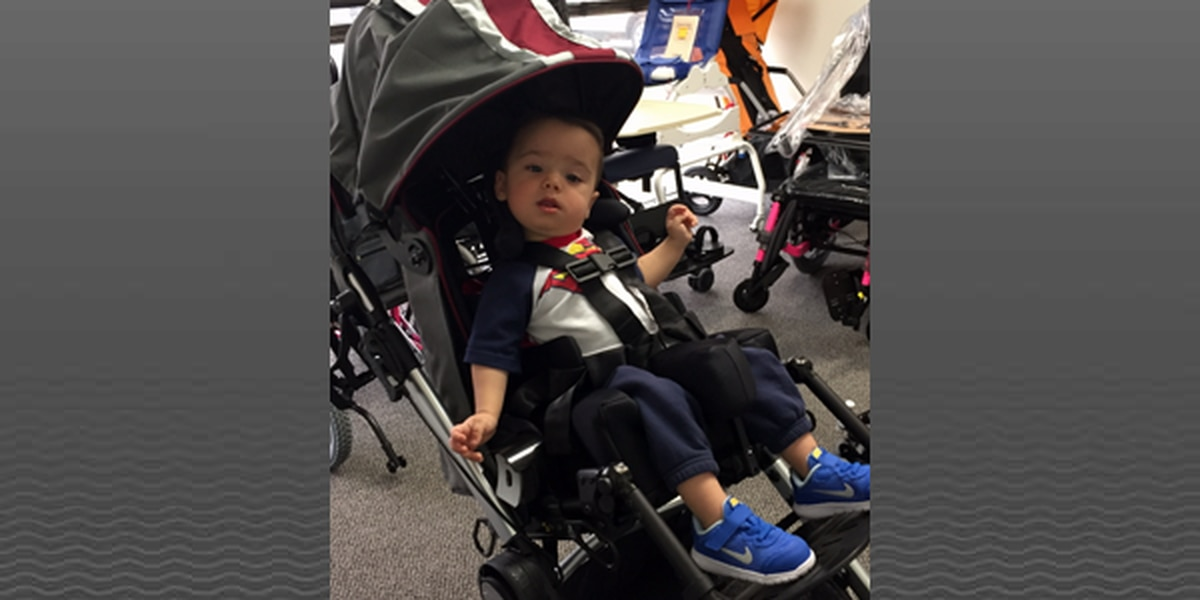 Family's car recovered; specialized wheelchair still missing