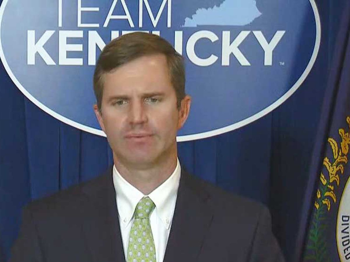 Gov. Beshear: 1,786 new cases of COVID-19 in Ky. Tuesday, 18 new deaths