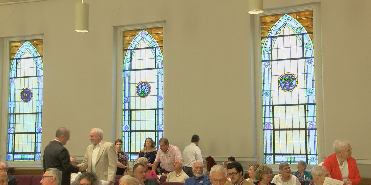 Low membership at historic New Albany church leads to move