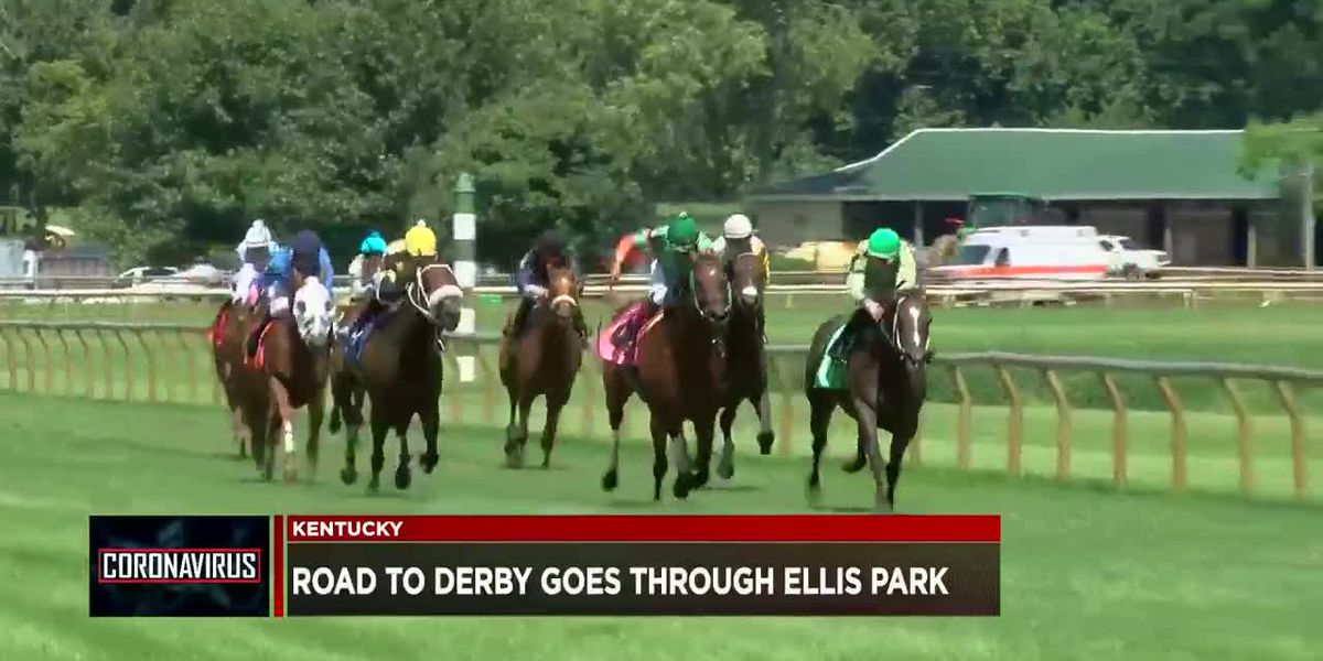 Road to Kentucky Derby goes through Ellis Park