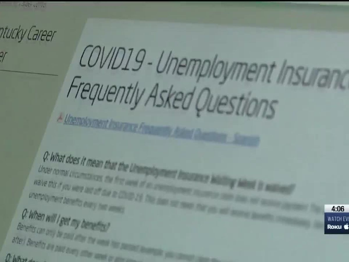 Kentucky governor creates Unemployment Fraud Prevention Task Force