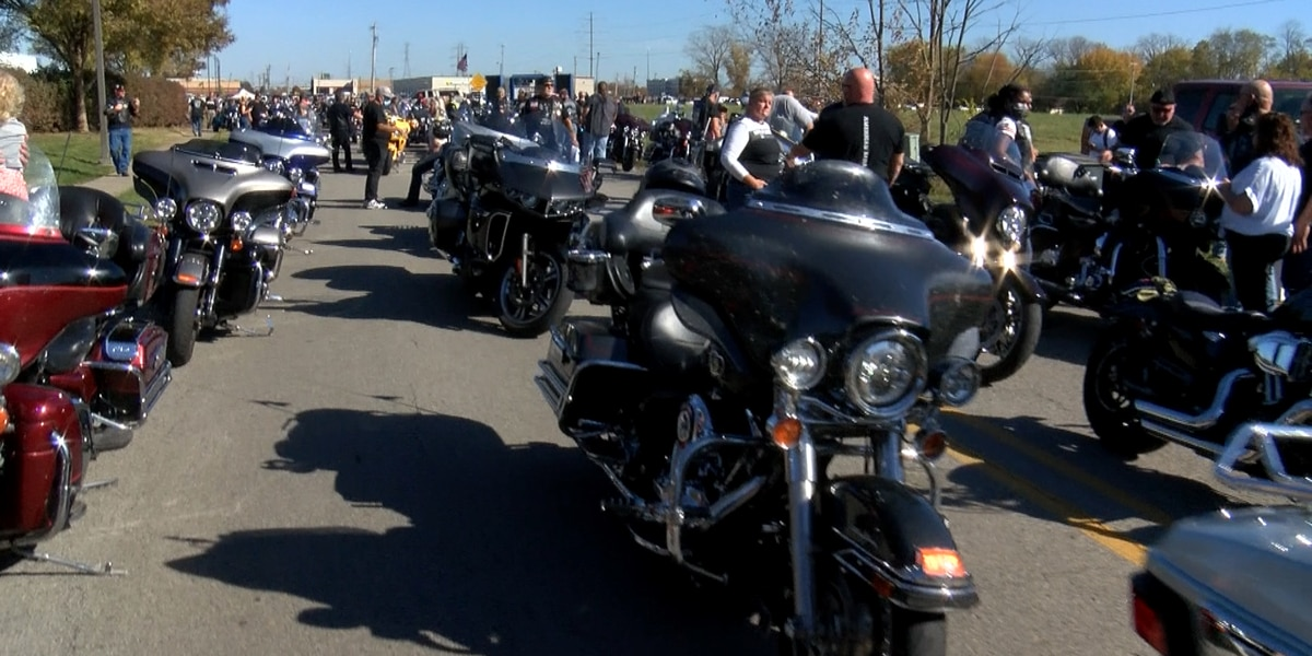 Southern Indiana rides for a good cause in annual Toys for Tots Toy Run
