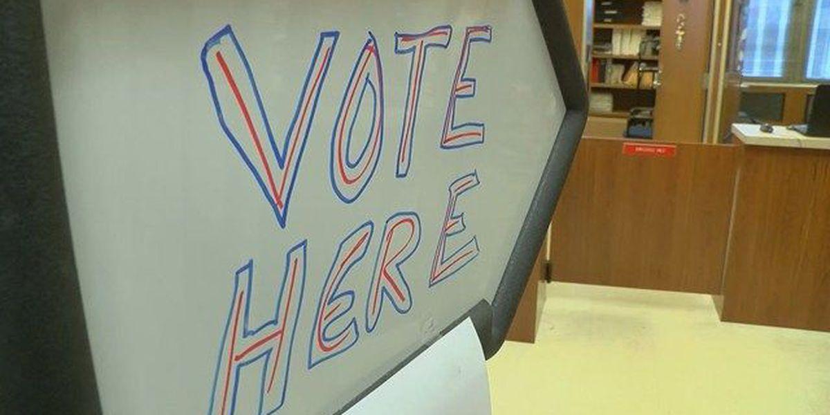 Early voting underway in Floyd County