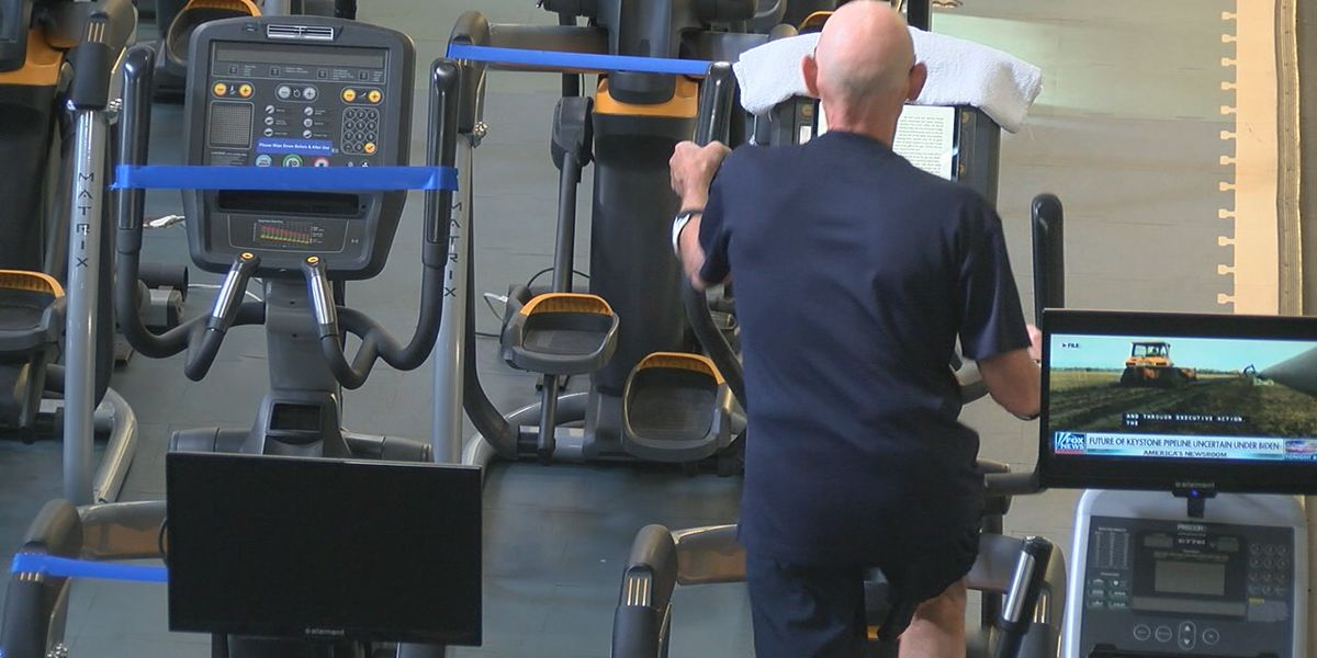 Kentucky gyms now requiring masks at all times
