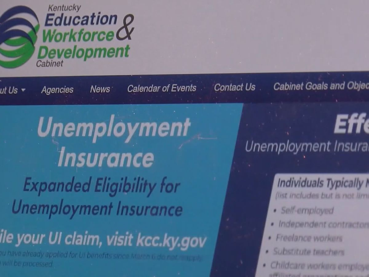 Unemployed Kentuckians must prove job search efforts to receive benefits