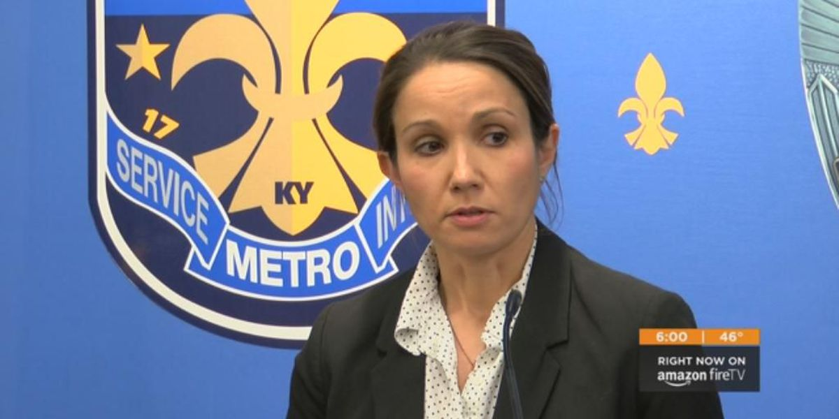 LMPD recounts getting children out of home where triple homicide occurred