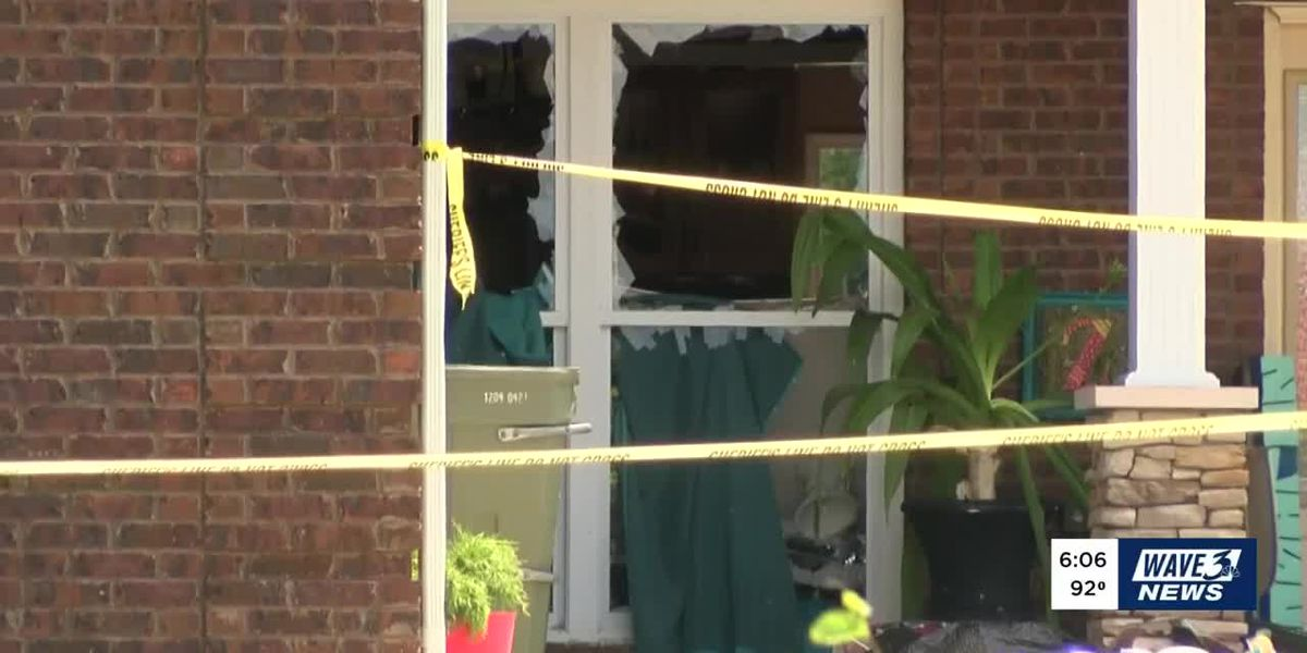 Sheriff: Homemade fireworks made inside home that exploded, killing 1, injuring 5 others