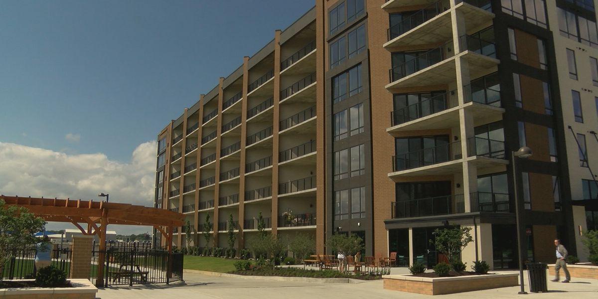 New luxury apartments open in Louisville