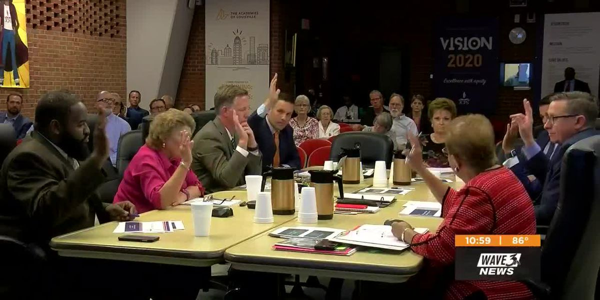 JCPS board approves property tax hike