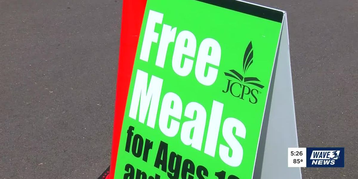 JCPS expands meal pick-up times at ten locations